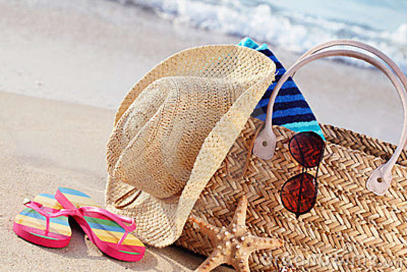 Что взять на пляж?