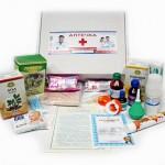 Аптечка для новорожденного — список необходимого