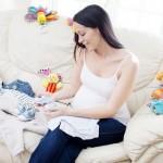 Список вещей для новорожденного