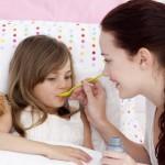 Лекарства от кашля для детей