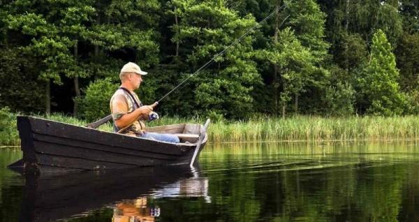 рыболовные туры недалеко от москвы
