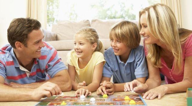 Во что можно поиграть дома?