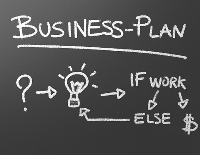 составить бизнес-план