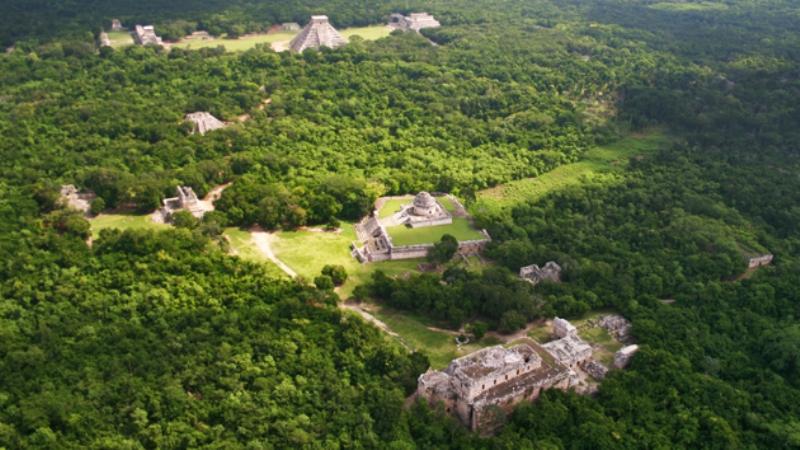 Чичен-Ица - древний город индейцев Майя