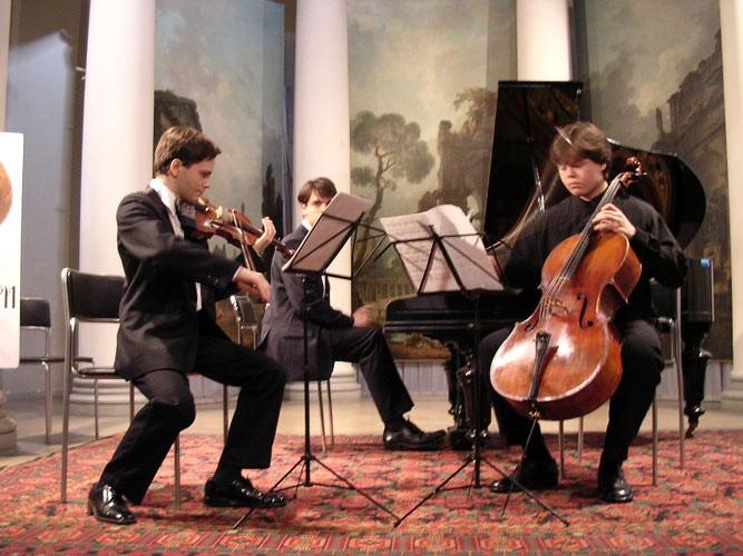 струнные в оркестре