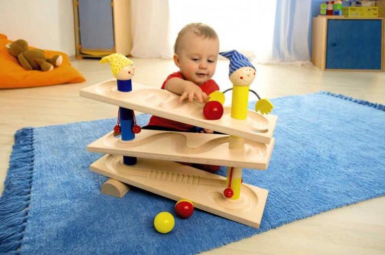 развивающая игрушка на 1 год