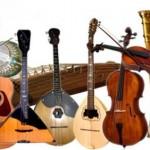 Струнные музыкальные инструменты — список