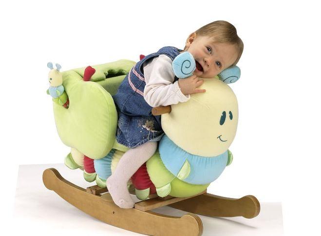 качалка для ребенка