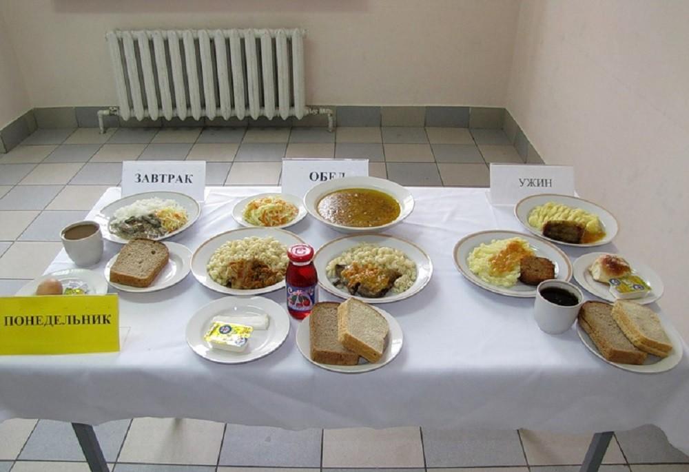 еда в армии