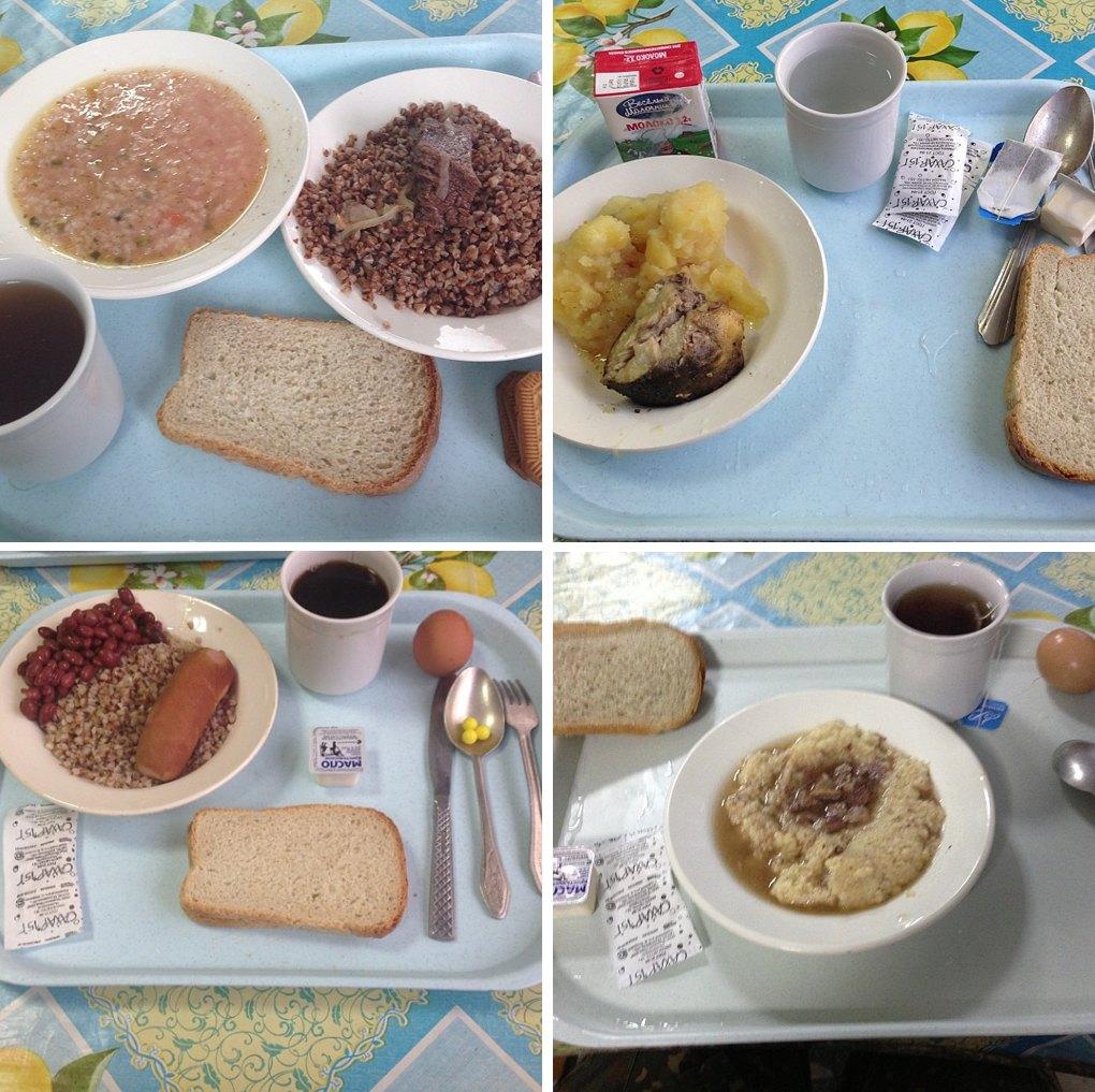 Рецепти блюд для ребенка