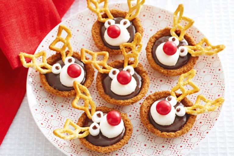 Что приготовить на десерт на новый год