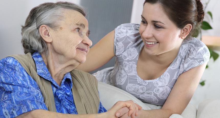 пенсионерка инвалид